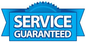 Service Guaranteed