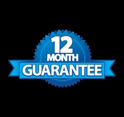 12 month-guarantee