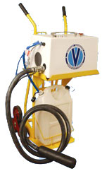 Vaporooter applicator