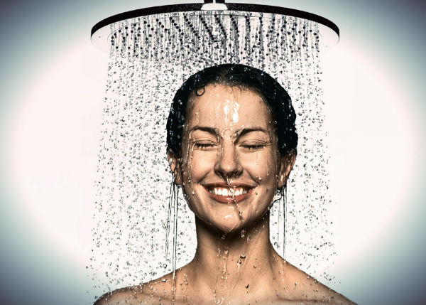 Hot-shower