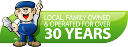 Newman Plumbing local family owned and operated for over 30 years