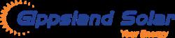 gippsland solar logo